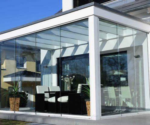 glass extension, milton keynes