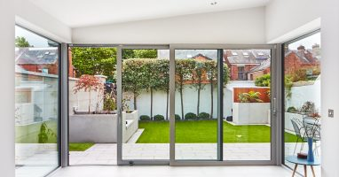 Patio House Extension Harpenden